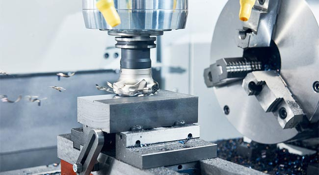 Metal machining and processing